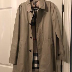 Men's Burberry Coat